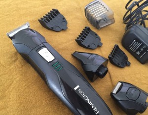 remington trimmer 2